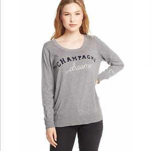 Champagne dreams sweater